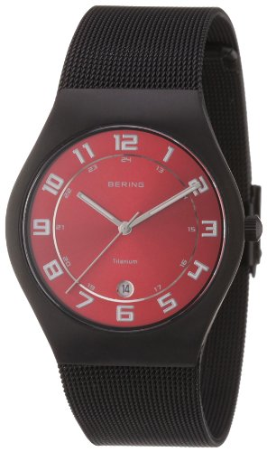 Bering Time Men's Slim Watch 11937-229 Classic