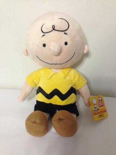 Peanut Charlie Brown 12 Plush Doll by Kohl's Cares (Charlie Brown Plüsch-spielzeug)