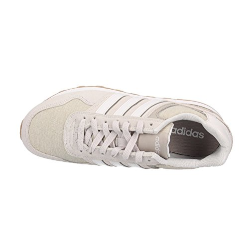 adidas 10k, Scarpe da Ginnastica Uomo Grigio (Grey One F17/Crystal White S16/Light Brown)