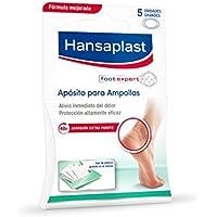 Hansaplast Kompressen, Blasen für Fußpflege-, groß–5Stück preisvergleich bei billige-tabletten.eu