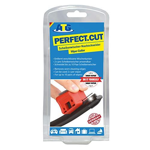ATG Perfect-Cut | Universal Scheibenwischer Nachschneider I Wischblatt Schneider I Universal Scheibenwischerschneider