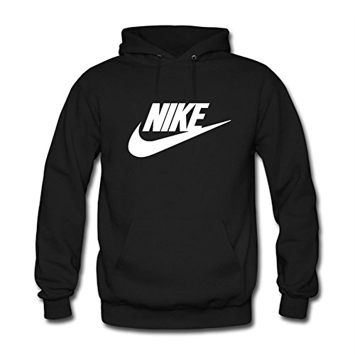Margaretlowe Classic Nike Women's Hooded Sweatshirts (Tee Classic Logo Nike)