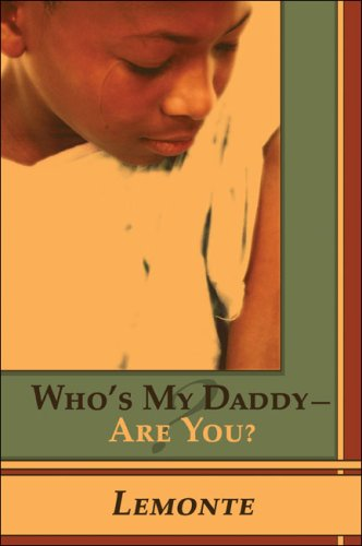 Who's My Daddy-Are You? Cover Image