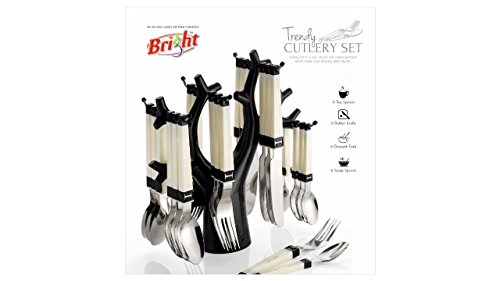Bright™ cutlery set premium series