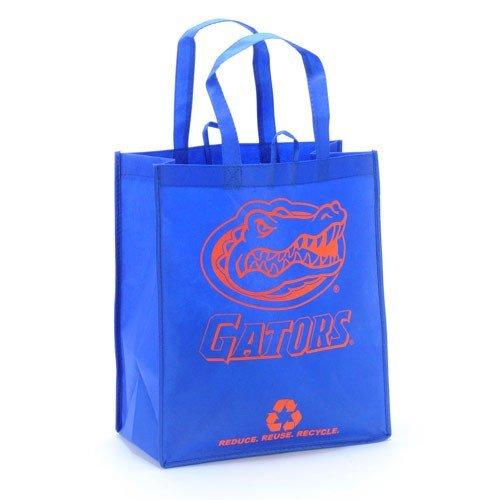 NCAA Florida Gators bedruckt Vlies Polypropylen wiederverwendbar Lebensmittels Tasche, eine Größe, blau (Bean-taschen Für Die Spiele)