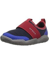 crocs Unisex Kid's Swiftwater Easy-on Shoe K Sneakers