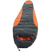 JESSIEKERVIN YY3 Saco de Dormir Multifuncional y cómodo para Exteriores (Color : Orange)