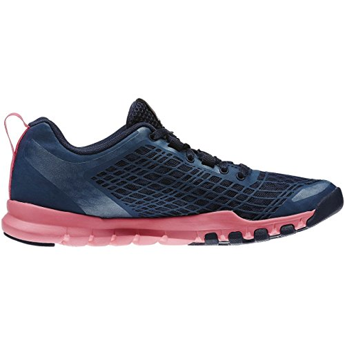 Reebok Everchill Train - navy/solar pink/white Mehrfarbig