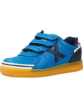 Munich Zapatillas Para NIÏ¿½o, Color Azul, Marca, Modelo Zapatillas Para NIÏ¿½o G-3 Kid VCO Profit Azul