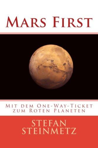 Mars First: Mit dem One-Way-Ticket zum Roten Planeten (Mars-drama)