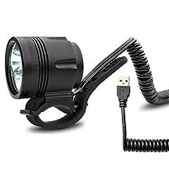 USB Stirnlampe Sport