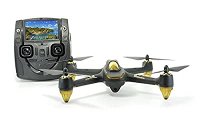 Hubsan H501S X4 BRUSHELESS FPV Quadcopter Drone 5,8GHz 1080p HD Camera with GPS Headless Mode Automatic Return Altitude Hold