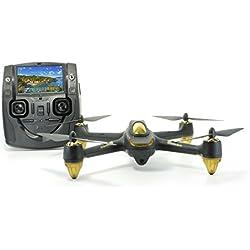 Hubsan H501S X4 Brushless FPV 5,8GHz GPS 1080p HD Camara Cuadricoptero Drone Headless Mode Auto-retorno Altitude Hold y Funcion de Seguirme (Negro)