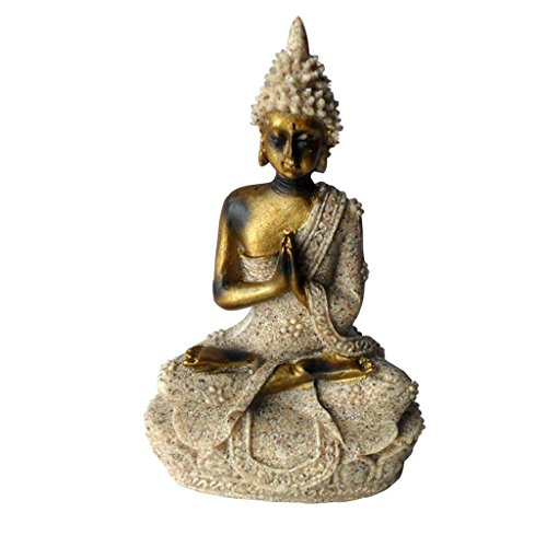 La Hue Arenaria Meditazione Buddha Statua Scultura