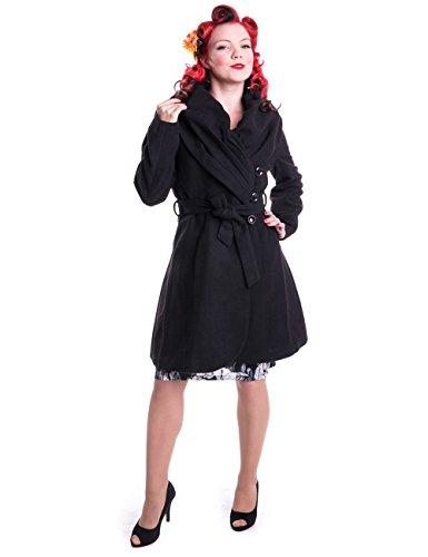 Rockabella Lynn Cappotto donna nero L