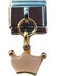 pendantes Lunettes de soleil convient breloque Italienne Classique Nomination & Zoppini Bracelets CHARMES