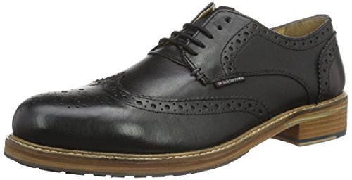 ben-sherman-herren-patrick-b-brogue-schnurhalbschuhe-black-cow-burnish-black-44-eu
