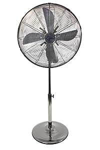 suntec wellness 13256 klimatronic coolbreeze 5 000 svm ventilateur sur pied 50 cm 3 vitesses. Black Bedroom Furniture Sets. Home Design Ideas