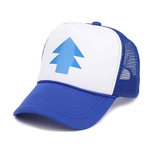SEBAS Home Baseballmütze/Snapback Cap/Trucker Hat/Sport Casual Sonnenhut Männer und Frauen, net Cap, Sonnenhut, Kiefer