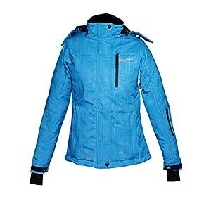 Deproc Active Damen Softshell-Skijacke und Winterjacke für CHICOPEE