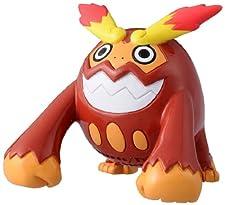 "Takara Tomy Pokemon Monster Collection Mini Figur - 1.5"" Hihidaruma / Flampivian (M-030) (Japanese Import)"