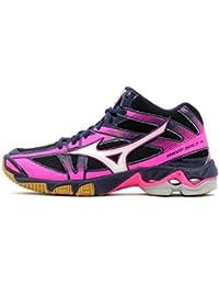 Mizuno Wave Bolt Mid Wos, Chaussures de Volleyball Femme