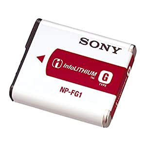 Sony NP-FG1 Batterie Infolithium Photo Rechargeable Type G