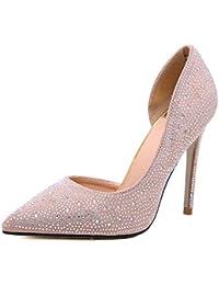es Amazon Zapatos Última Mujer De Tacón Para Semana dqw8xpqRB