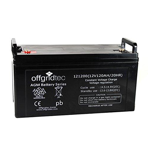 Solaranlage Autark M-Master 200W Solar - 1000W AC Leistung 12V 230V - Inselanlage - Solarset -