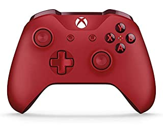 Manette sans fil pour Xbox One - rouge (B01MY13UKE) | Amazon Products