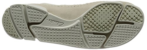 Clarks Originals Trigenic Flex, Baskets Basses femme Blanc (White)