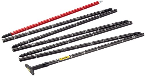 Salewa Lawinensonde Lightning Carbon 320 Pro Probe, Black, One size, 00-0000002637