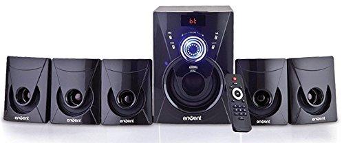 Envent Deejay 702 BT ET-SP51200-BT Bluetooth Home Audio(Black)