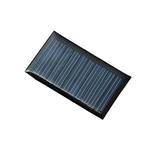 Set Di 4 Pezzi NUZAMAS 5V 30mA 53X30mm Micro Mini Pannelli Solari A Pannello  Per Energia Solare Di Energia, Home DIY, Progetti Di Scienza   Giocattoli  ...