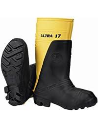 6889f7ddf03721 Ital-Design High Heel Damen Schuhe T-Spange Pfennig- Stilettoabsatz High  Heels Schnalle Pumps Gelb Gr 36 Ek-80-