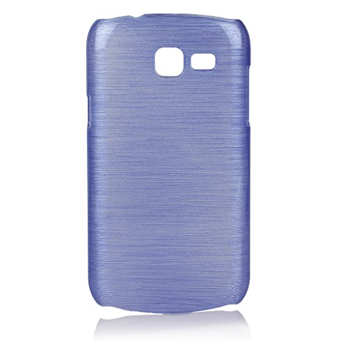 ImagineDesign Premium Marbello Finish Ultra Thin Hard Case Back Cover for Samsung Galaxy Trend GT S7392 (Purple)  available at amazon for Rs.129