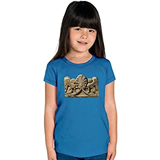 Ancient greek art Girls T-shirt 12+ yrs