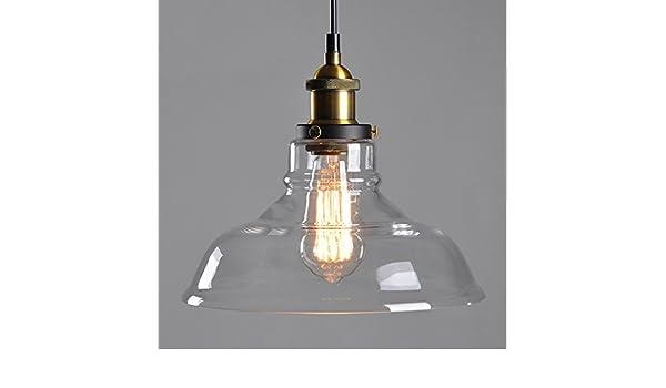 Plafoniere Industriali Diametro 30 : Vetro vintage plafoniere lampade industriale