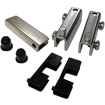 AERZETIX 100 Collier de Serrage 368mm 4.8mm Fixe-Tube Cables Regroupement Guidage Faisceau Blanc C41845