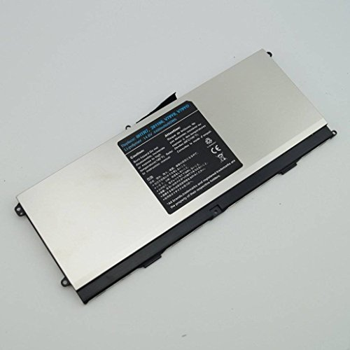 BPXNew Laptop Battery (14.8V 4400mAh) for Dell XPS 15z 0htr7 0nmv5c Nmv5c Cn-075wy2 75wy2