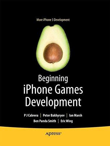 Beginning iPhone Games Development by PJ Cabrera (2010-05-13)
