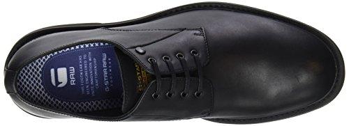G-Star Raw - Morton Mono, Sneaker Uomo Nero (black-990)
