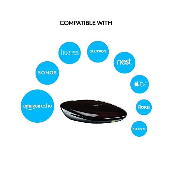 Logitech-Commande--distance-Harmony-Hub-Noir
