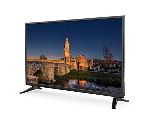 """41Q85HkRq9L - TD Systems K32DLM7H - Televisor LED de 32"""" (HD, 3X HDMI, VGA, USB Reproductor y Grabador) Color Negro"""