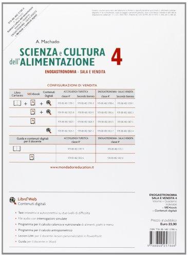 Zoom IMG-1 scienza e cultura dell alimentazione