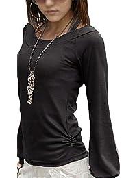 Mississhop Japan Style Moderne Bluse Tunika Longshirt S M L XL 36 38 40 42 bda07781d6