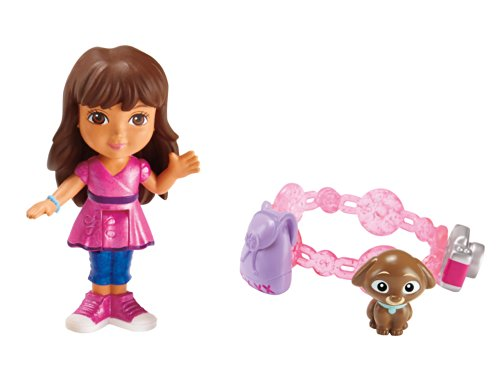 Dora & Friends Figure and Charm pack by Dora Friends (Charms-pack)
