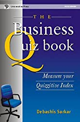 The Business Quiz Book : Measure your Quizzitive Index
