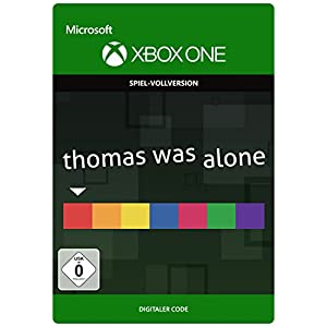 Thomas Was Alone [Xbox One – Download Code]
