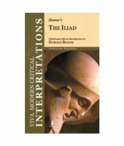 Interpretations                 by Homer's The Iliad